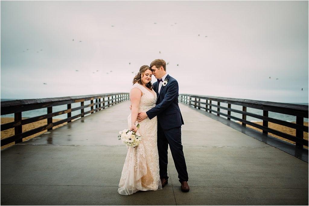 Balboa inn wedding Huntington Beach Southern California Photographer Newport Beach