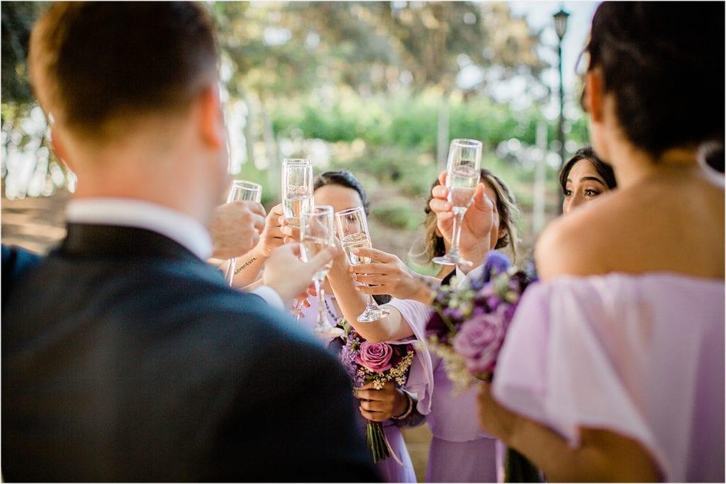 Lake Oak Meadows Temecula wedding winery vineyard