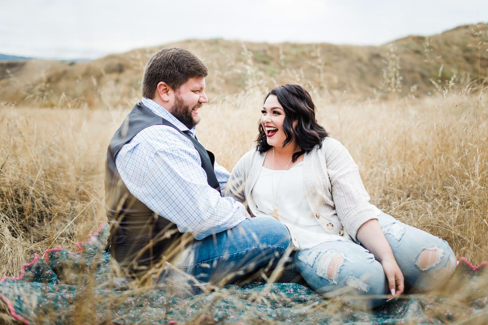 Redlands Engagement Huntington Beach Wedding California Wedding Photographer