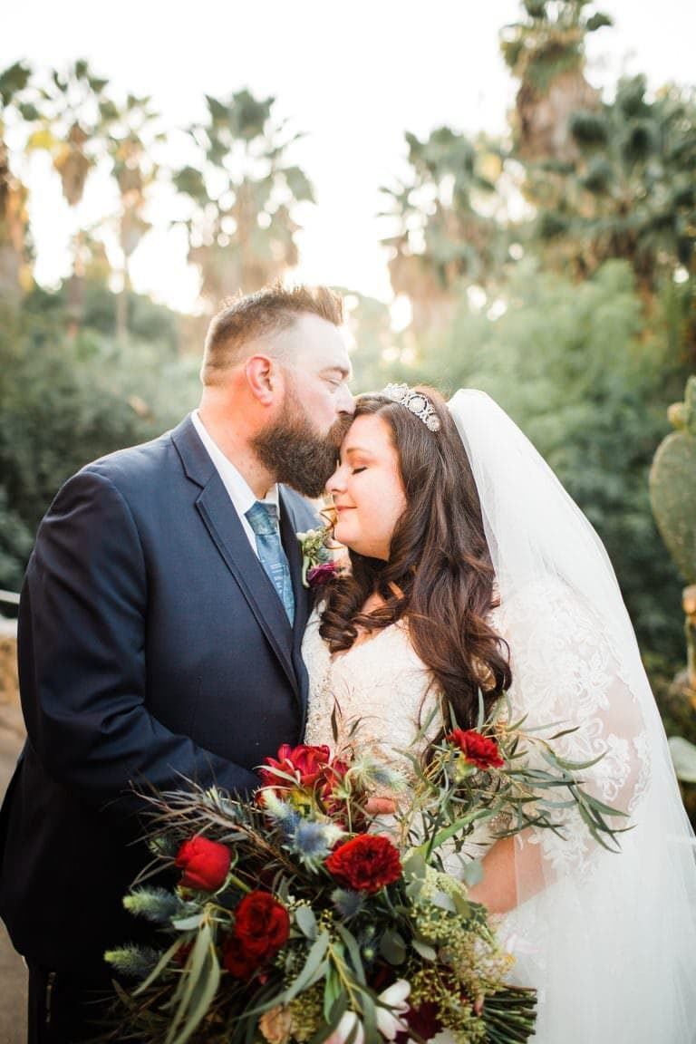 Riverside Southern California Wedding Engagement Photographer Plus size bride