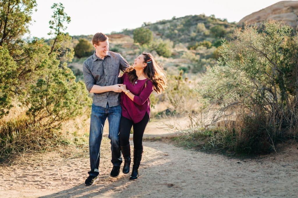 Vasquez Rocks Desert Engagement Wedgewood The Retreat Wedding Corona Caifornia Photographer Photography