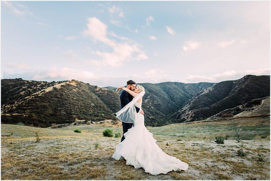 Wedgewood the retreat wedding corona california spring