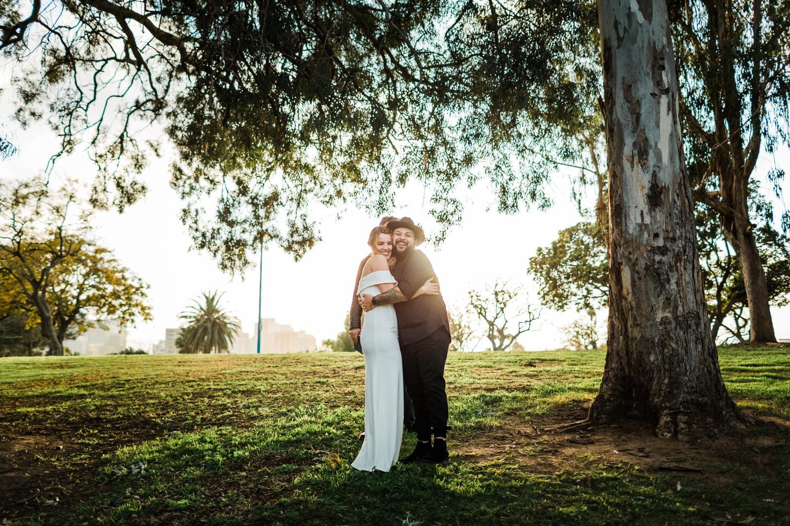 San Diego Elopement how to elope Microweddings minimony