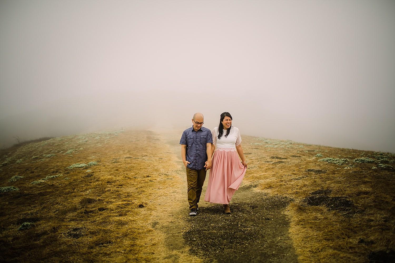 Chino-Hills-Engagement-Orange-County-Grand-Avenue-Park-Terrace-Park-Foggy-Engagement